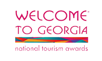 Awards-tourism Georgia logo