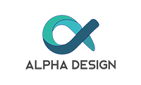 Alpha Design Logo